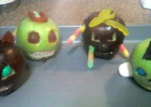 Murderous Apples .